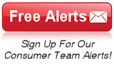 Sign Up For Free Consumer Team Alerts